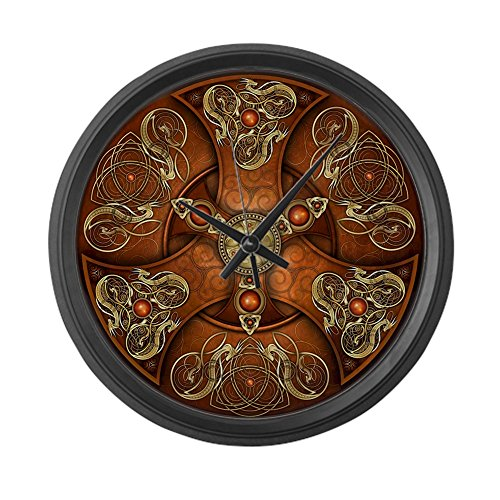 CafePress - Celtic Shields - Copper Chieftain - Large 17