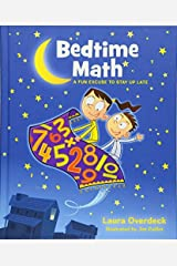 Bedtime Math by Laura Overdeck (2013) Hardcover Unknown Binding