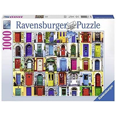 Ravensburger 19524 Porte Del Mondo Puzzle Fantasy 1000 Pezzi