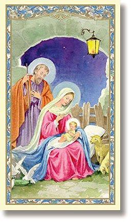 Nativity Bookmark - 3