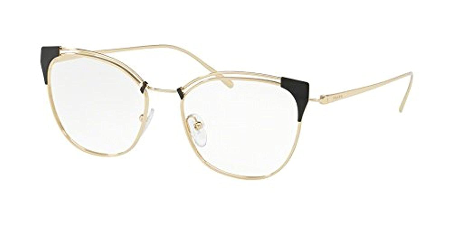 881cd0c1093 Amazon.com  Prada Women s Cat Eye Metal Glasses