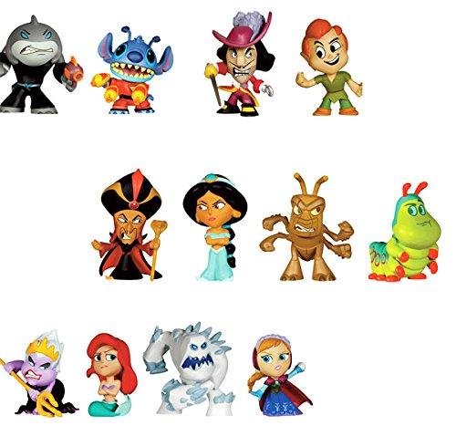Disney Heroes Vs Villains Mystery Minis 1 Random Mystery