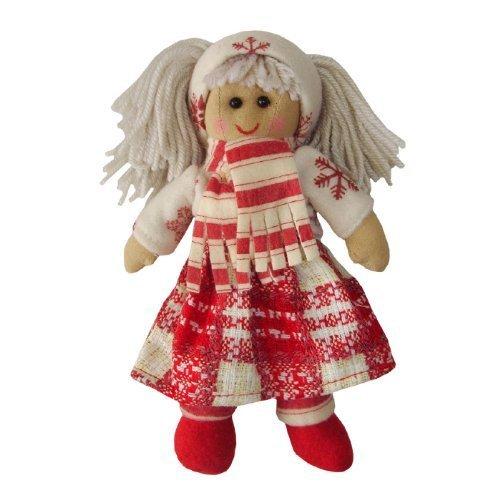 Rag Doll with Scarf - Handmade - Medium 19cms - Powell Craft