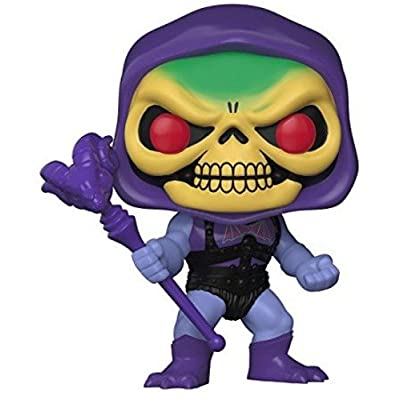 Funko Pop Television: Masters of The Universe - Battle Armor Skeletor Collectible Vinyl Figure: Funko Pop! Television:: Toys & Games
