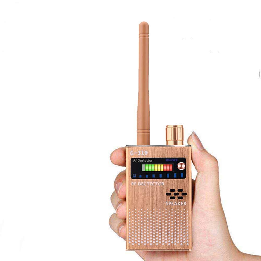 ZQYR CAMERA# New Signal Detector RF Signal Detector for GPS Tracker at in Office Business Negotiation,Model: G319 by ZQYR CAMERA#