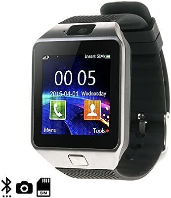 Silica DMN235 - Smartwatch Artemis BT Silver con sim, cámara ...