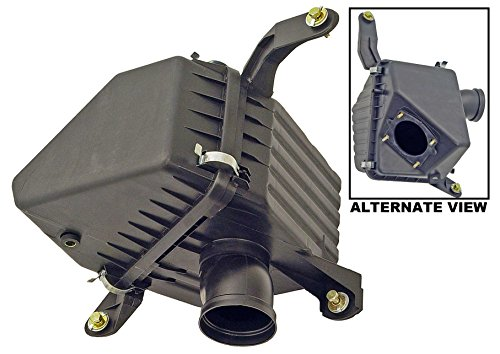 99 Toyota Tacoma 4 Cylinder - APDTY 369611 Air Filter Box Plastic Housing Assembly Fits 1995-2004 Toyota Tacoma w/2.4L or 2.7L 4-Cylinder / 1996-2000 Toyota 4Runner w/2.7L 4-Cylinder (Replaces Toyota 17700-0C010, 17700-0C020)