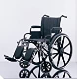 MDS806560 - K4 Extra-Wide Lightweight Wheelchairs by Medline Bild