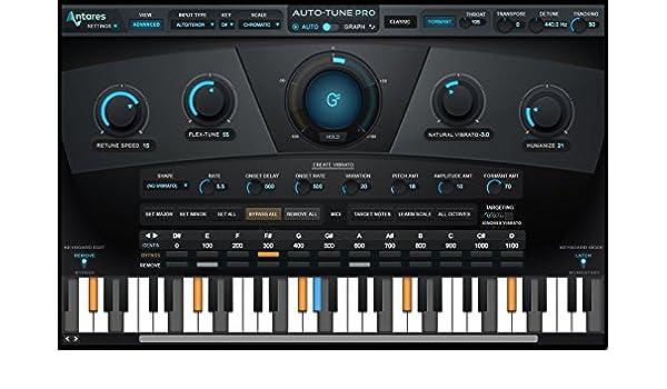 Amazon com: Antares Auto-Tune Pro: Software