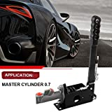 RYANSTAR Hydraulic Handbrake Master Cylinder 0.70, E Brake Racing Parking Emergency Brake Lever Handle