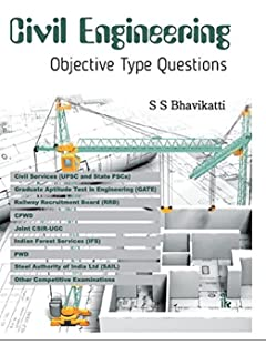 Buy objective type questions answers in civil engineering for customers who bought this item also bought fandeluxe Gallery