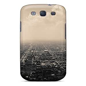 Hot Style RwMiyzQ5267rONGI Protective Case Cover For Galaxys3(new York)