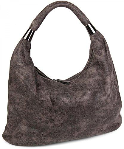 handbag Brown Shiny 02012050 bag Color design bag Light ladies sling vintage bag carrying Beige pouch styleBREAKER black dqp76wCd