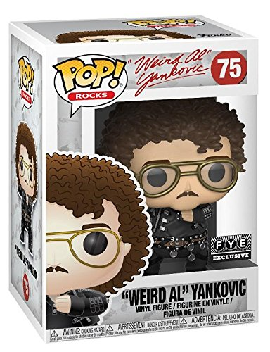 Funko POP EX Al Yankovic 30201