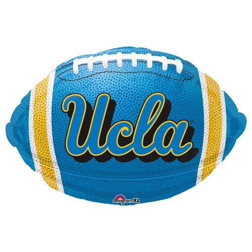 Multicolored Anagram 32226 University of California Los Angeles UCLA 17 Junio Foil Balloon
