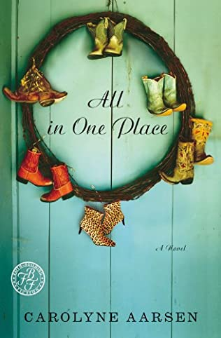 book cover of All in One Place