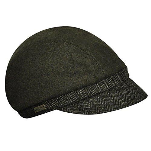 betmar-new-york-maureen-wool-blend-jockey-cap-olive