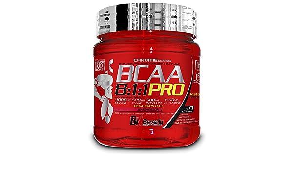 Beverly Nutrition BCAA 8:1:1 Pro Aminoácidos Sandía - 300 gr: Amazon.es: Salud y cuidado personal
