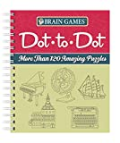 Brain Games - Dot-to-Dot: More than 120 Amazing Puzzles