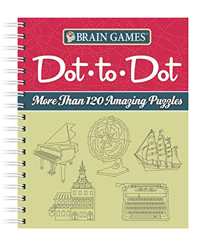 Brain Games - Dot-to-Dot: More than 120 Amazing -