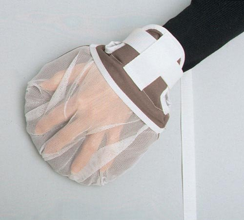SPECIAL PACK OF 3-Hand Mitt - Padded With Finger Separator (pair)