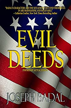 Evil Deeds (Danforth Saga Book 1) by [Badal, Joseph]