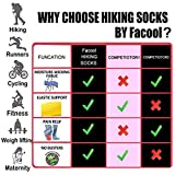 Facool Bombas Socks for Women, No Show Athletic