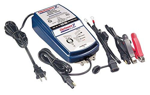 OptiMATE 7 12V-24V, TM-261, 8-step 12V-10Amp/24V-5Amp Battery Saving charger-tester-maintainer