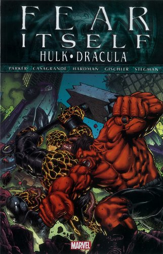 Fear Itself Hulk Dracula Incredible product image