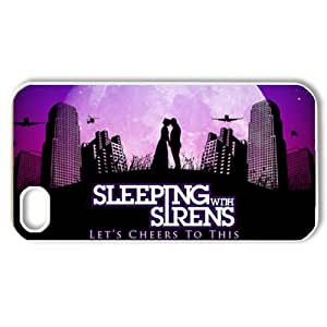 CTSLR Music & Band Series Protective Snap-on Hard Back Case Cover for iPhone 6 plus 5.5 & 6 plus 5.5S - 1 Pack - Sleeping with Sirens - 72