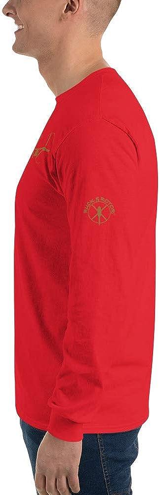 Ruck /& Rotor V-22 Osprey Inspired Men/'s Long Sleeve Cotton Shirt