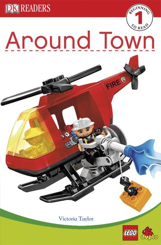 DK Readers L1: LEGO® DUPLO: Around Town