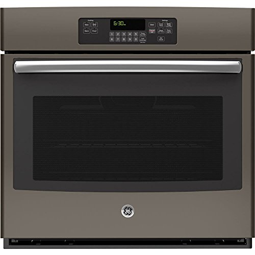GE JT3000EJES 30″ Slate Electric Single Wall Oven