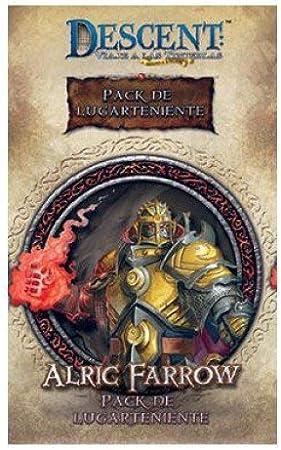 DESCENT ALRIC FARROW PACK DE LUGARTENIENTE: Amazon.es: Juguetes y juegos