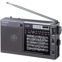 SONY Portable Radio ICF-EX5MK2 FM AM Nikkei Analog Tunning + Carry Belt Japan250