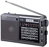 SONY Portable Radio ICF-EX5MK2 FM AM Nikkei Analog Tunning