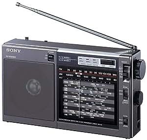 SONY Portable Radio ICF-EX5MK2 FM AM Nikkei Analog Tunning + Carry Belt Japan250 (japan import)