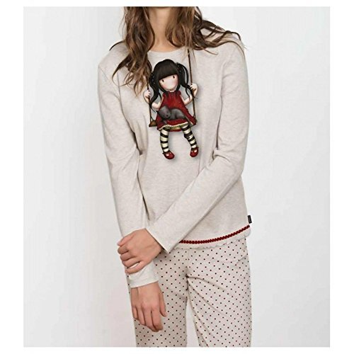 Pijama Santoro niña 10 (10). ADMAS