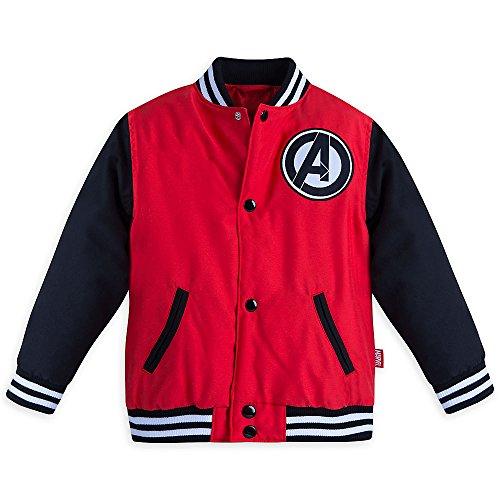 marvel varsity jacket - 2