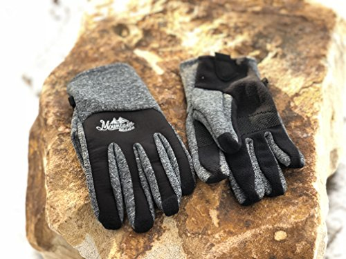Mountain Made Bierstadt Cold Weather Active Wear Gloves For Men and Women