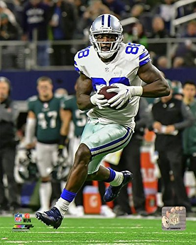 Amazon Com Dez Bryant Dallas Cowboys 2017 Action Photo