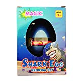 Hatch-em Hatching Shark Egg Kids Children Magic Growing Pet Toy