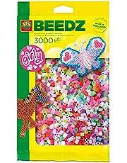 SES Creative 00777 Mix strijkkralen 3000 trendy