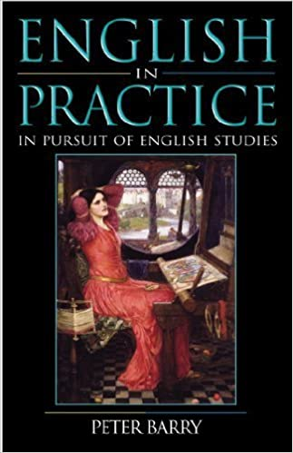 Book English in Practice: In Pursuit of English Studies (Hodder Arnold Publication) 1st edition by Barry, Peter (2003)