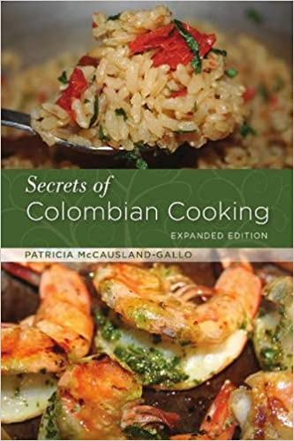 Secrets of colombian cooking expanded edition patricia mccausland secrets of colombian cooking expanded edition patricia mccausland gallo 9780781812894 amazon books forumfinder Gallery