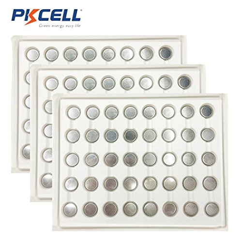(CR1225 3V Coin Cell Lithium Batteries For Thermometer (120pc))