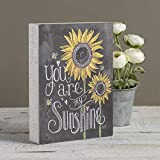 Primitives by Kathy Chalk Sign, Sunflowers - You