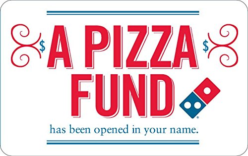 $50 Dominos Pizza Gift Cards - E-mail Delivery