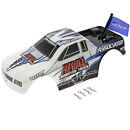 rival rc truck - 3