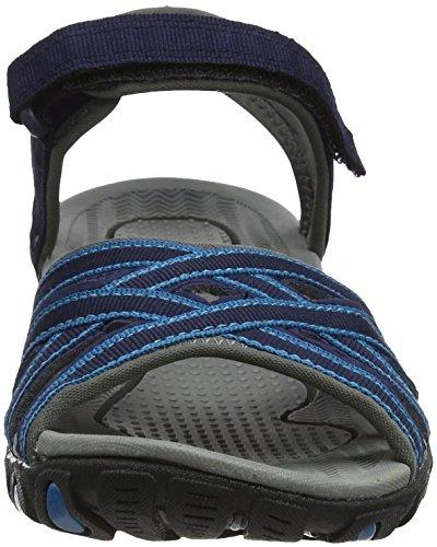 Gola Women's Safed Fitness Shoes Blue (Navy/Blue) dOBfJDqG